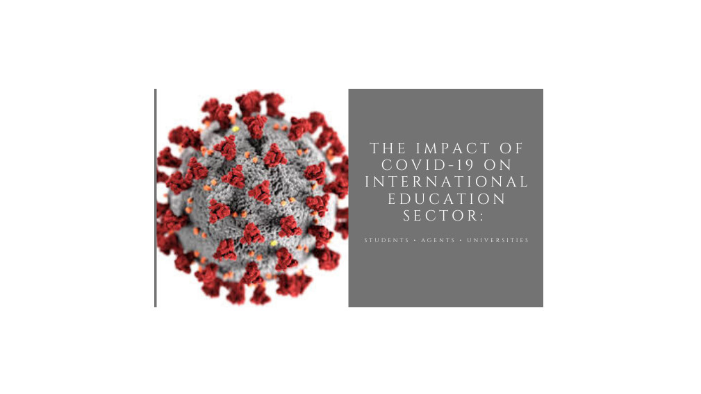 Covid 19 effects on international education sector